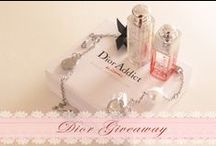 Luck Be A Lady / Sort of addicted to entering giveaways although I have no luck