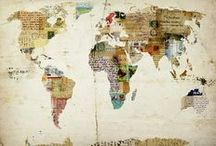 It's Global Y'all / by Anna Strickland