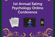 1st Eating Psychology Virtual Conference / This is the world's premier online event in an eating psychology for everyone! Over 40+ experts share cutting edge ideas that can help you take a big leap forward in your understanding of weight, body image, overeating, binge eating, endless dieting, emotional eating, nutrition, and more. Enjoy an approach that honors all of who we are as eaters – body, mind, heart and soul. Learn more here: http://eatingpsychologyonlineconference.com/ / by Institute for the Psychology of Eating