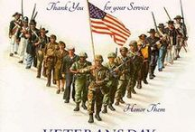 Holidays - Veteran's Day