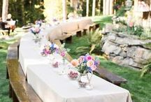 WEDDING and SPeCiaL EVENT DECOR IDEAS and INSPIRATION / all things beautiful for wedding and special event decorating....weddings, showers, parties, anniversaries, any event, any day with pure gorgeousness!! / by Northern Cottage