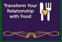 Transform Your Relationship With Food / This is an 8-week, private virtual retreat designed to help you transform your relationship with food when it comes to unwanted eating habits, overeating, body image concerns, dietary and health challenges, and so much more. It's a great way to immerse yourself in the powerful work of Dynamic Eating Psychology and Mind Body Nutrition that's featured here at the Institute. Learn more here: http://psychologyofeating.com/transform-relationship-food/  / by Institute for the Psychology of Eating