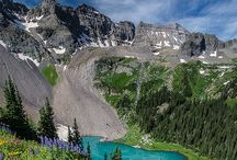 Colorado hiking / by Brittany Diehl