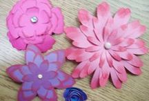 Crafty Cards / A St. Tammany Library program called Crafty Cards