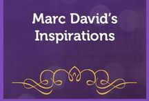Marc David's Inspirations / Marc David is the Founder of the Institute for the Psychology of Eating. He's a leading visionary, teacher and consultant in nutrition and eating psychology, and the author of the classic and bestselling books Nourishing Wisdom and The Slow Down Diet. He shares some great insights, quotes and inspirations here: http://marcdavid.com/inspirations/ / by Institute for the Psychology of Eating