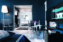 Suites parentales - Master Bedroom / Idées décoration et aménagement dans les suites parentales