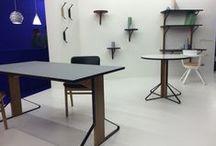 Salon de Milan - Design Art Fair Milano / Les nouveaux meubles et objets design repérés au salon du meuble de Milan 2016.