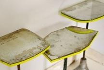 UPCYCLING & RELOOKING / Des idées pour relooker des meubles, pour recombiner des objets...
