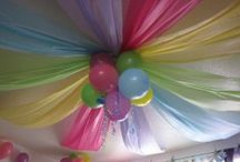 Party decor ideas / by Monika Monroy