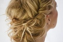 Hairstyles / by Rebecca Anne