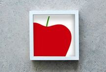 Decor / See how you can use Michigan Apples in creative ways!