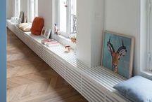 IDEAS FOR THE HOUSE / Dans cette catégorie, je glane toutes les idées à piquer aux autres, caisses en bois revisitées, murs végétaux...