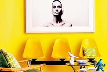 Décor JAUNE / YELLOW
