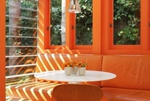 Décor ORANGE