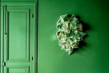 Décor VERT / GREEN
