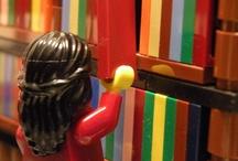 LEGO librarian / by Sònia Izquierdo Aliau