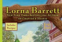 My Lorna Barrett Booktown Books / I write the Agatha-nominated, New York Times bestselling Booktown Mysteries as Lorna Barrett.