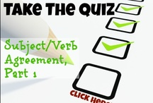 Quizzes You Can Take / by Brian Wasko, WriteAtHome.com