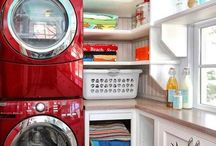 LAUNDRY ROOM/OFFICE/CRAFTS...;) / by Lori Williams Smith