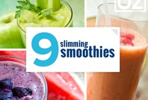 9 Slimming Smoothies / by Dr. Mehmet Oz