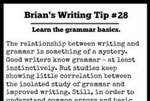 Brian's Writing Tips / Daily writing tips from Brian Wasko, founder of WriteAtHome.com / by Brian Wasko, WriteAtHome.com
