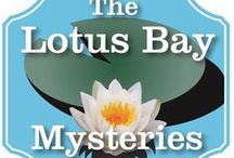 Lotus Bay Mysteries / The Lotus Bay Mysteries feature Tori Cannon and her BFF Kathy Grant.