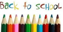 Back to School! / It is never too early to be thinking about school term starting! Grab yourself all the essentials here!