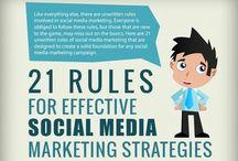 BUSINESS - SM Marketing / Social Media Marketing, Content, Branding, etc / by Bob Matson