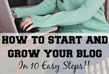 BUSINESS - SM Blogging / Blogging, Best Techniques How To / by Bob Matson