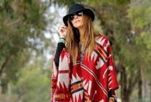 Poncho Style! New in