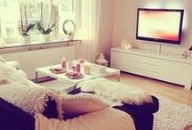 Living Rooms & Office Space