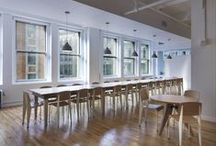 Coworking / Ideas and inspiration for a coworking space.