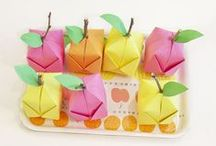 Origami / Origami crafts for kids and adults