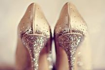 Shoes  / Give a girl the right shoes, and she can conquer the world ― Marilyn Monroe / by McKenna Christine
