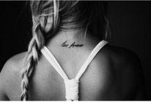Tattoos and Piercings  / :) / by McKenna Christine