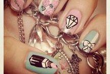 nail polish ideas / by Brandy Rivera