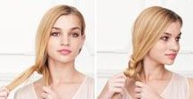 Hair Goals / Hair styles goals! Not that I can do them, but I can try right?