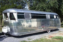 Vintage Trailers & RV's / by Bobby Shepard