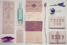 Save The Date & Invitations / by Chloe Lester