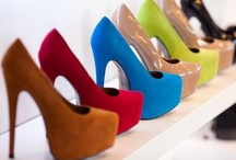 Shoes Galore / by Ally Harper