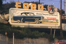 Auto Advertisements / by Bobby G. Shepard