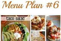 Meal Planning / Why didn't I think of this? / by Hiccups and Sunshine