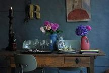 Eclectic / #home #interior #mix #match #eclectic #interieur #inrichting #huis #eclectisch / by Goed in Stijl