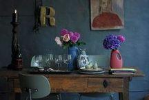 Eclectic / #home #interior #mix #match #eclectic #interieur #inrichting #huis #eclectisch