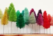 Christmas Trees! / by Julie Wolff Zentner