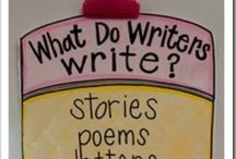 Writing Ideas/Resources / by Maggie Daley