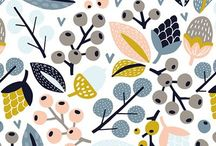 Pretty pattern / Repeat patterns, illustrations and visual treats galore!