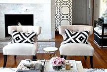 >> INTERIORS | LIVING ROOM <<
