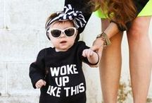 Kid Style / So cute!!  / by 🅡ⓔⓑⓔⓒⓒⓐ 🅟ⓐⓣⓔ