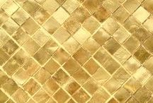 Gold! / homedecoration, interior, gold, styling, eclectic